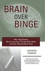 Brain Over binge book by Katheryn Hansen