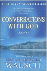 Conversations with God book cover, by Neale Donald Walsch
