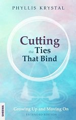Cutting the ties that bind cover by Phyllis Krystal