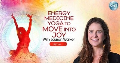 Energy medicine Yoga to move into joy