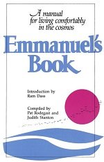 Emmanuel's book cover by Pat Rodegast