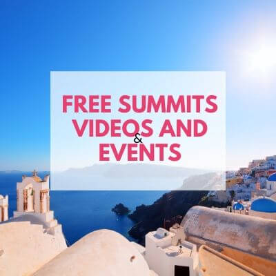 Free summits videos and events2 min