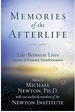 Memories of the afterlife book cover