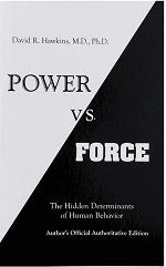 Power versus force book cover