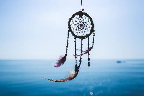 Shamanism dreamcatcher