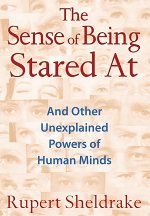 The Sense of Being stared at book cover