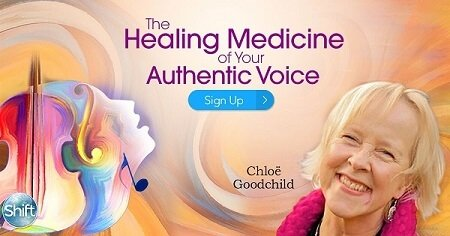 The Healing Medicine of Your Authentic Voice with Chloë Goodchild