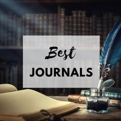 Best journal recommendations