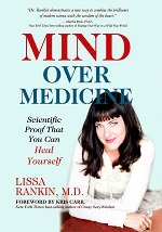 Mind over medicine book cover by Lissa Rankin
