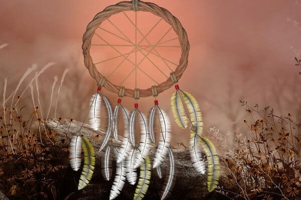 shamanism dreamcatcher 2