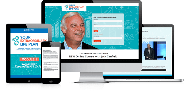 Your extraordinary life plan Jack Canfield